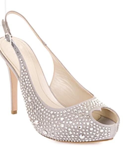 Alexander Mcqueen Heart P Toe Wedding Shoes