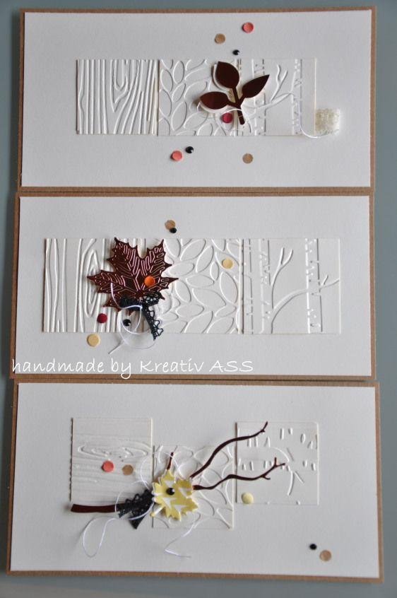 Autumn card by Anja Schreiter