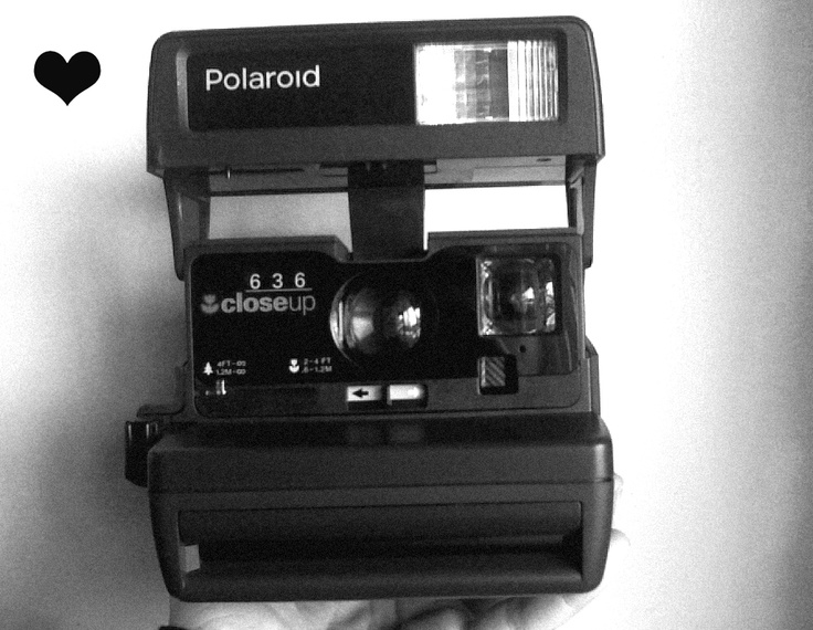 Hello my pretty polaroid ♥