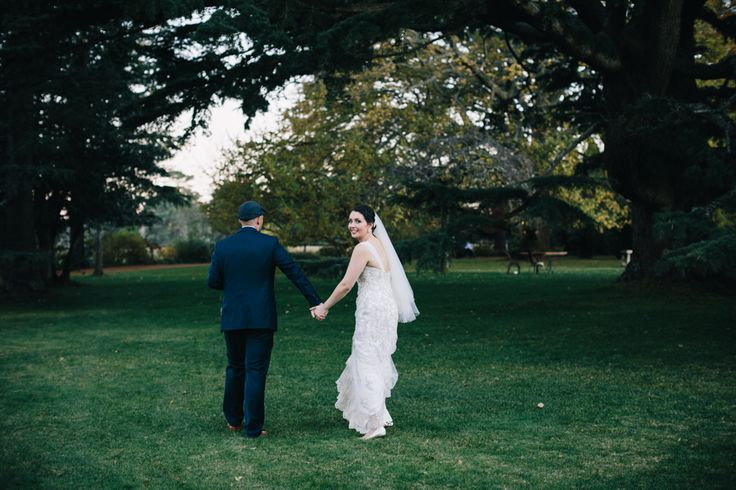 Documentary photography of the bride and groom. Taken at Bendooley Estate, Berrima, Southern Highlands, Australia - by Anthea and Lyndon Photography and Video.