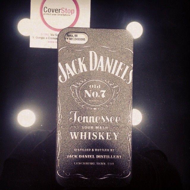 Jack daniel's per iPhone Galaxy Nokia e altri… #jackdaniel's #jack #cover