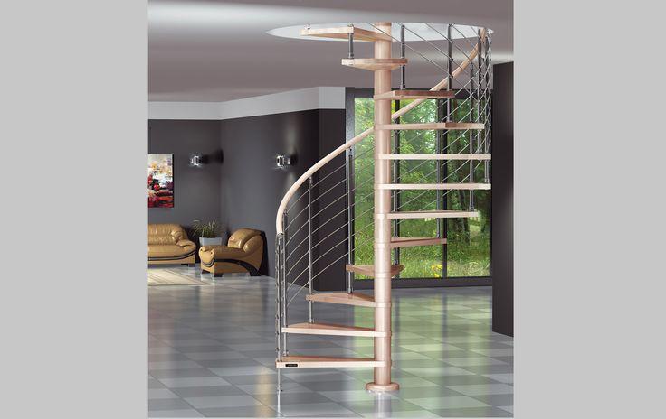 Oltre 25 fantastiche idee su scale a chiocciola su for Scala a chiocciola dwg