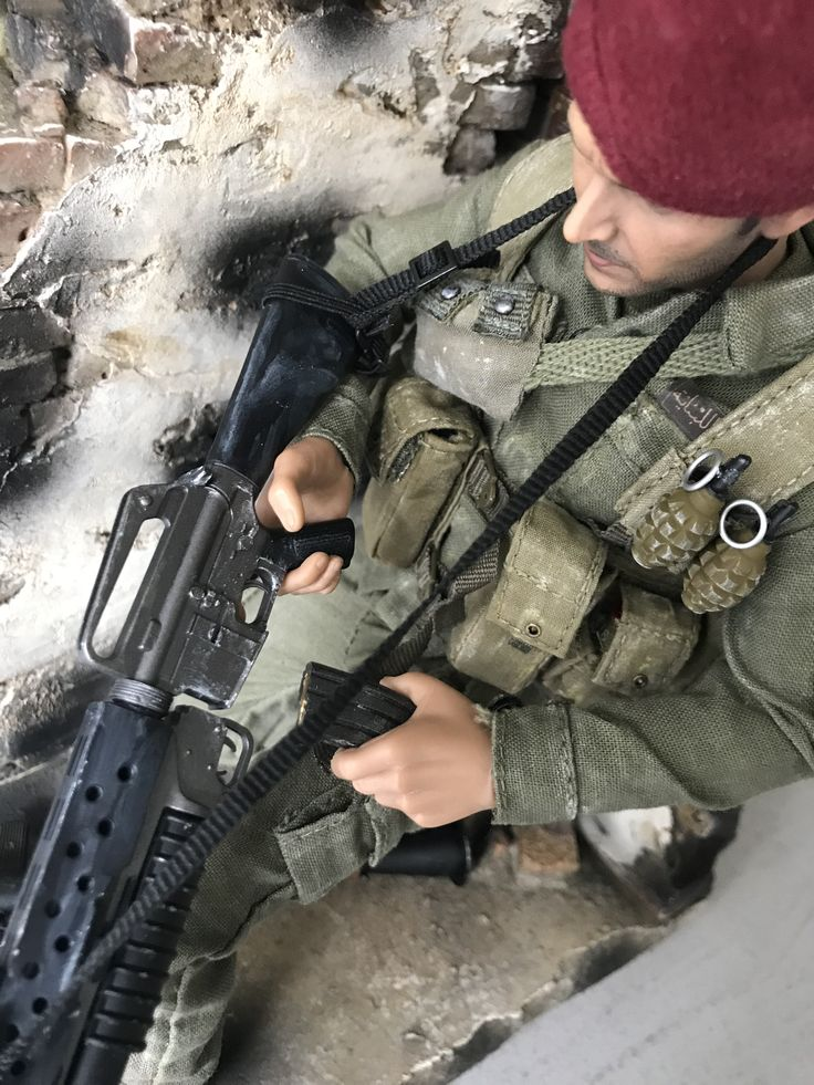 LF Commando. Christian Militia. Lebanese Civil War 1980's.