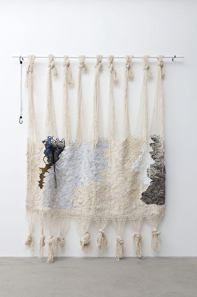 T.D.C | Tapestry artwork by Oslo artist Ann Cathrin