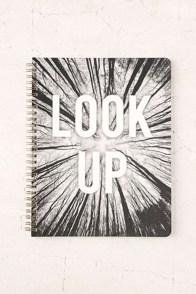 This one to encourage you to look around. | 24 Incredibly Awesome Notebooks You'll Want To Write In