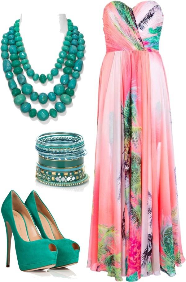 Mooie jurk