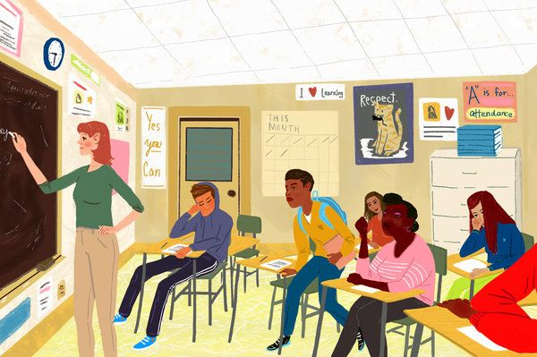 How a school's attendance number hides big problems