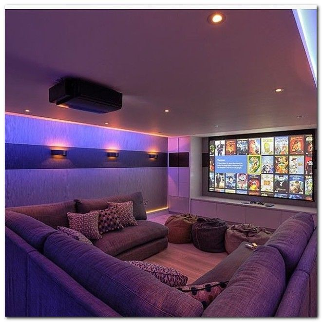 50+ Tiny Movie Room Decor Ideas