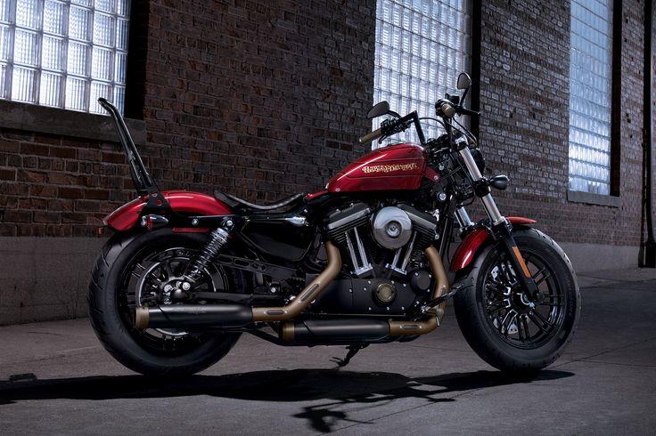 Sportster Forty-Eight 2018   Harley-Davidson France