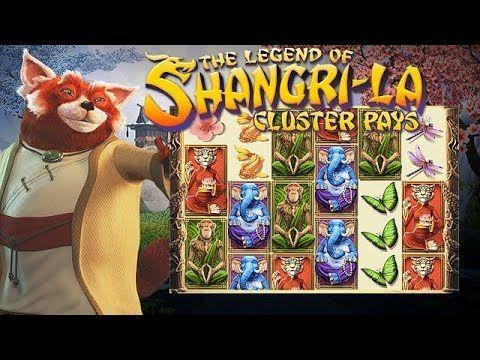 Spiele The Legend Of Shangri-La: Cluster Pays - Video Slots Online