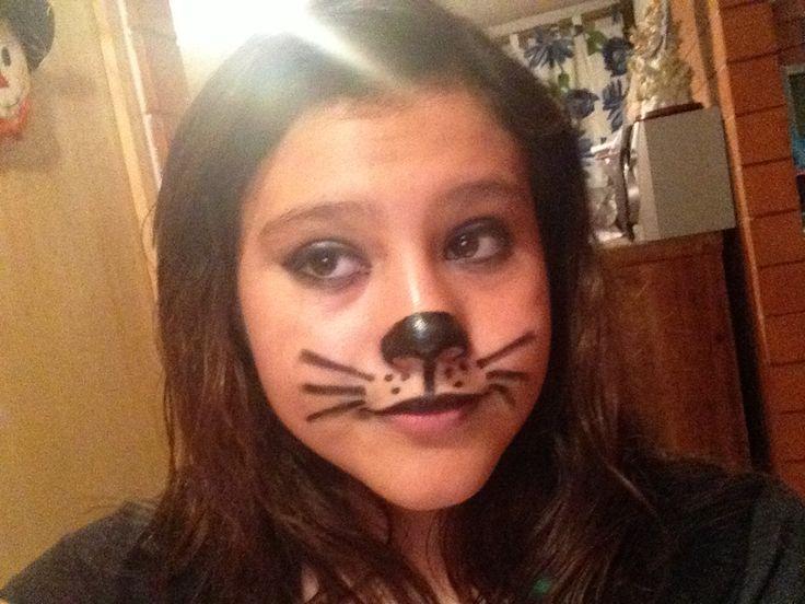 ... de gato para Halloween | Sheila | Pinterest | Maquillaje and Halloween