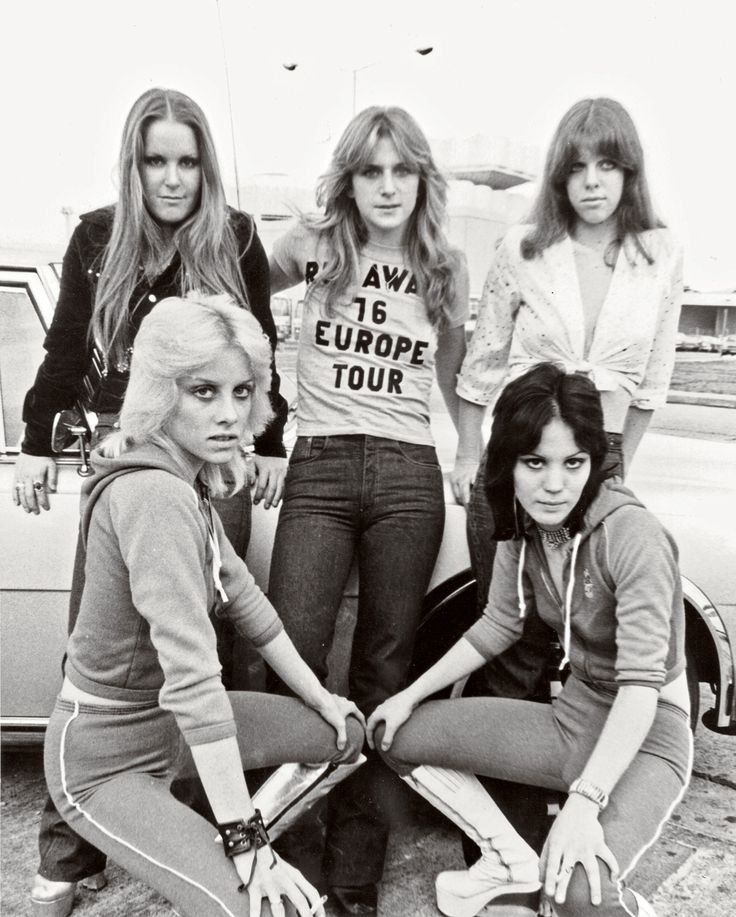 The Runaways were an American all-female rock band that recorded and performed in the second half of the 1970s.