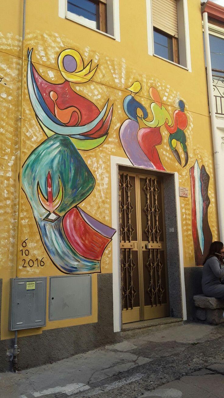 Orgosolo...murales