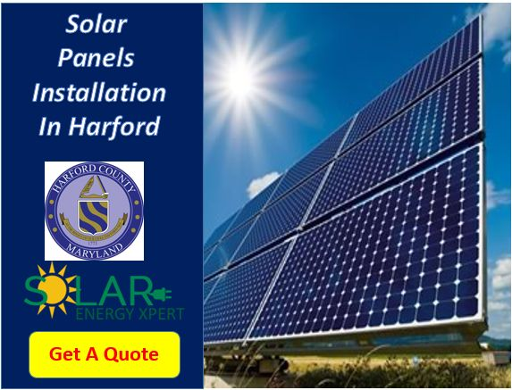 Solar Panels Installation in Harford is Now Easy with SolarEnergyXpert. Consult us Today to Get Free Solar Consultation in your City.