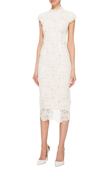 Monique Lhuillier Bridal Look 11 on Moda Operandi