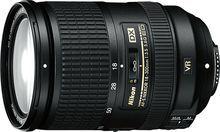 Nikon - AF-S DX NIKKOR 18-300mm f/3.5-5.6G ED VR Standard Zoom Lens - Black