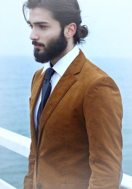 attractive beard styles 1