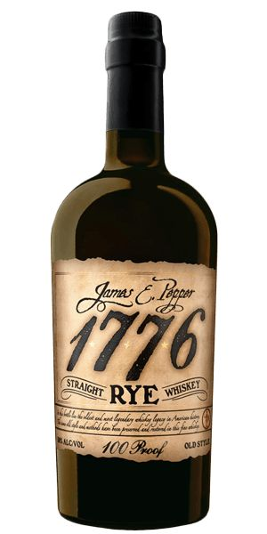 Discover James E. Pepper 1776 Rye Straight Bourbon at Flaviar