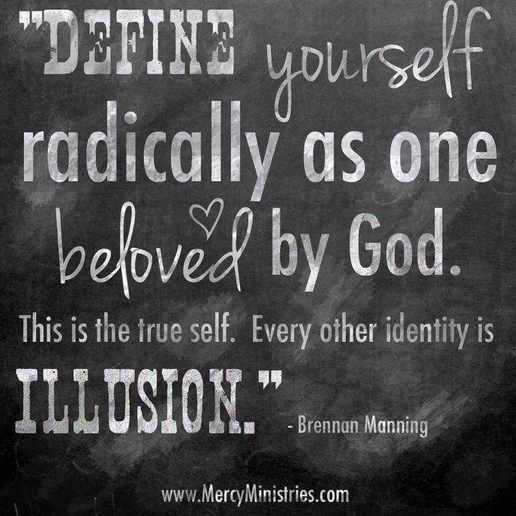 Brennan Manning Quotes: Brennan Manning Quote - Beloved