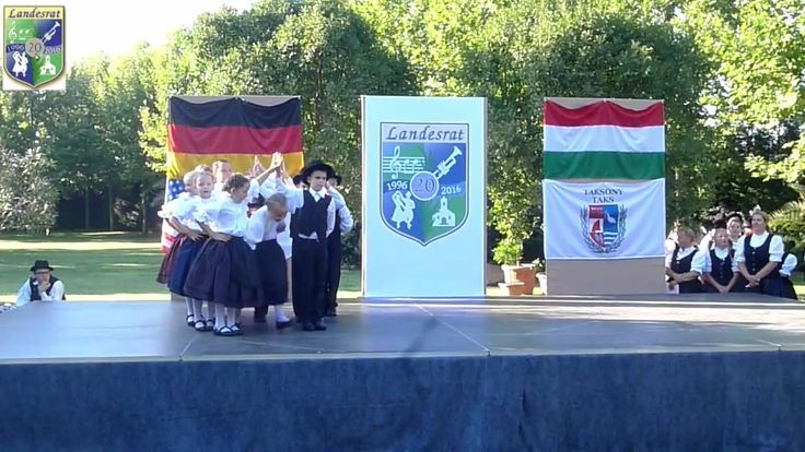 "WDV in TAKS  ROSMAREIN Kindertanzgruppe  ""UNTER DEM DOPPELADLER"""