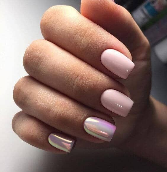 50 Sweet Pink Nail Design Ideas for a Manicure That Suits Exactly What You Need – Nail Art & Designs