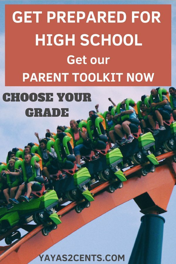 High School Survival Kit for Parents | Mom Life | School survival