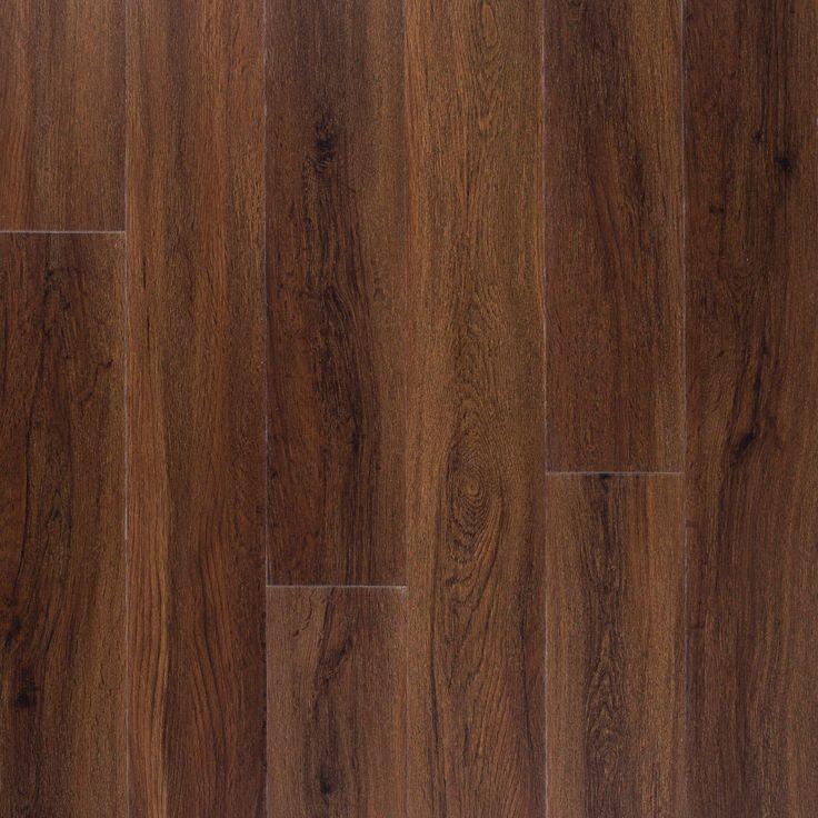Tribeca Oak Rigid Core Luxury Vinyl Plank Foam Back