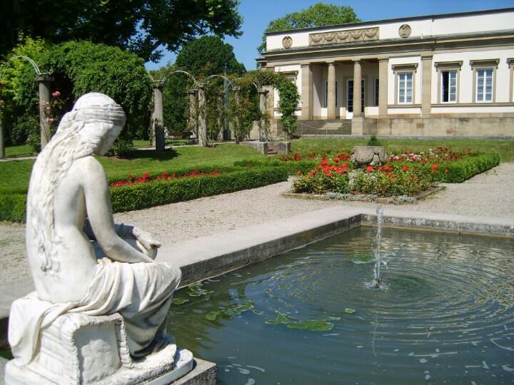 Epic Stuttgart Rosensteinpark