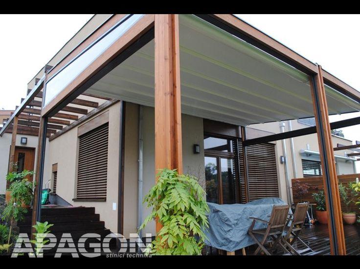 Dřevěná roleta Corradi Twin 4/7. Další produkty z řad dřevěných pergol naleznete na: http://www.apagon.cz/pergoly/drevene-pergoly