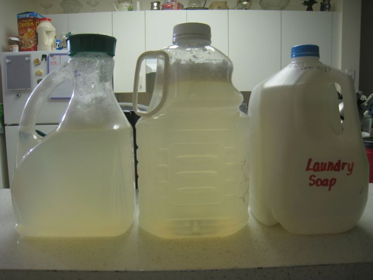 1000 Images About Homemade Liquid Laundry Soap On