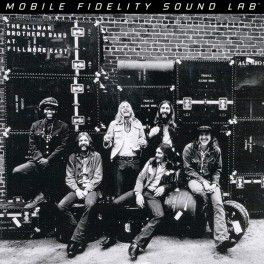 The Allman Brothers Band At Fillmore East 2LP Vinil 180gr Edição Limitada Mobile Fidelity MoFi MFSL USA - Vinyl Gourmet