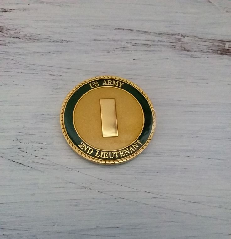 "#US #Military #Army #Officer #Rank #2nd #Lieutenant ""O -1"" #Collectible #forsale #Ebay #selling #Deal #ChallengeCoin #Coin #armedforces #gift #token #patriotic"
