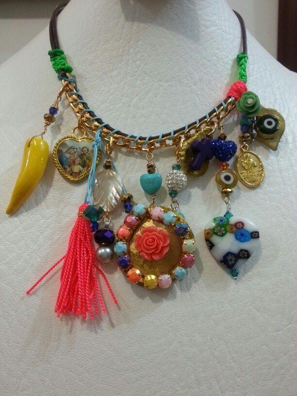 #accesorioshechosamano #statementjewelry
