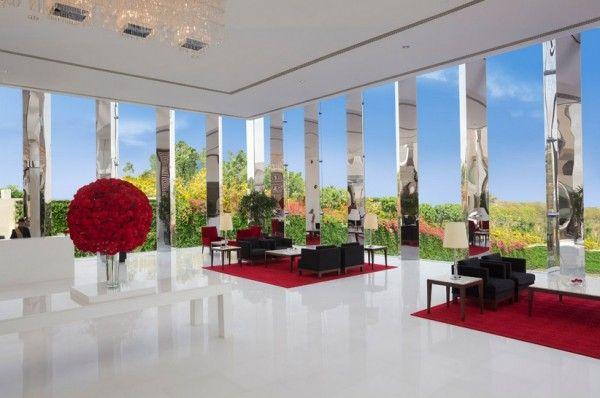 Moderne Architektur und Hotels in Indien - eine bezaubernde Bildergalerie  - http://wohnideenn.de/ferienhaus-hotel/10/moderne-architektur-und-hotels-in-indien.html