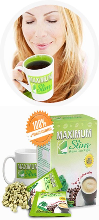 Maximum Slim Original Green Coffee