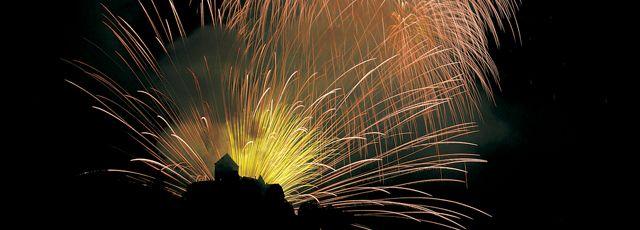 Staatsfeiertag > Programme > Public fair > Firework display