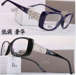 Bling Frames Prescription Glasses Font Glasses