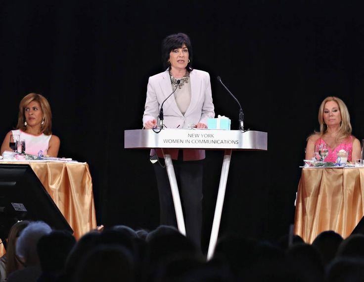 Christiane Amanpour Calls the 'Confidence Gap' B.S.