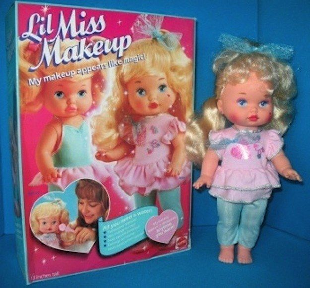 Lil Miss Makeup | 45 Awesome Toys Every '90s Girl Wanted For Christmas