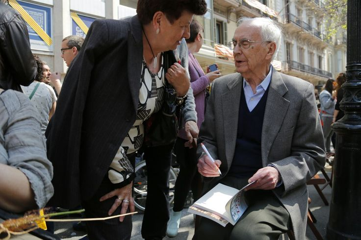 En 62 anys l'autor ha signat 62 novetats per Sant Jordi: ho va fer fins i tot, d'amagat, durant la repressió franquista