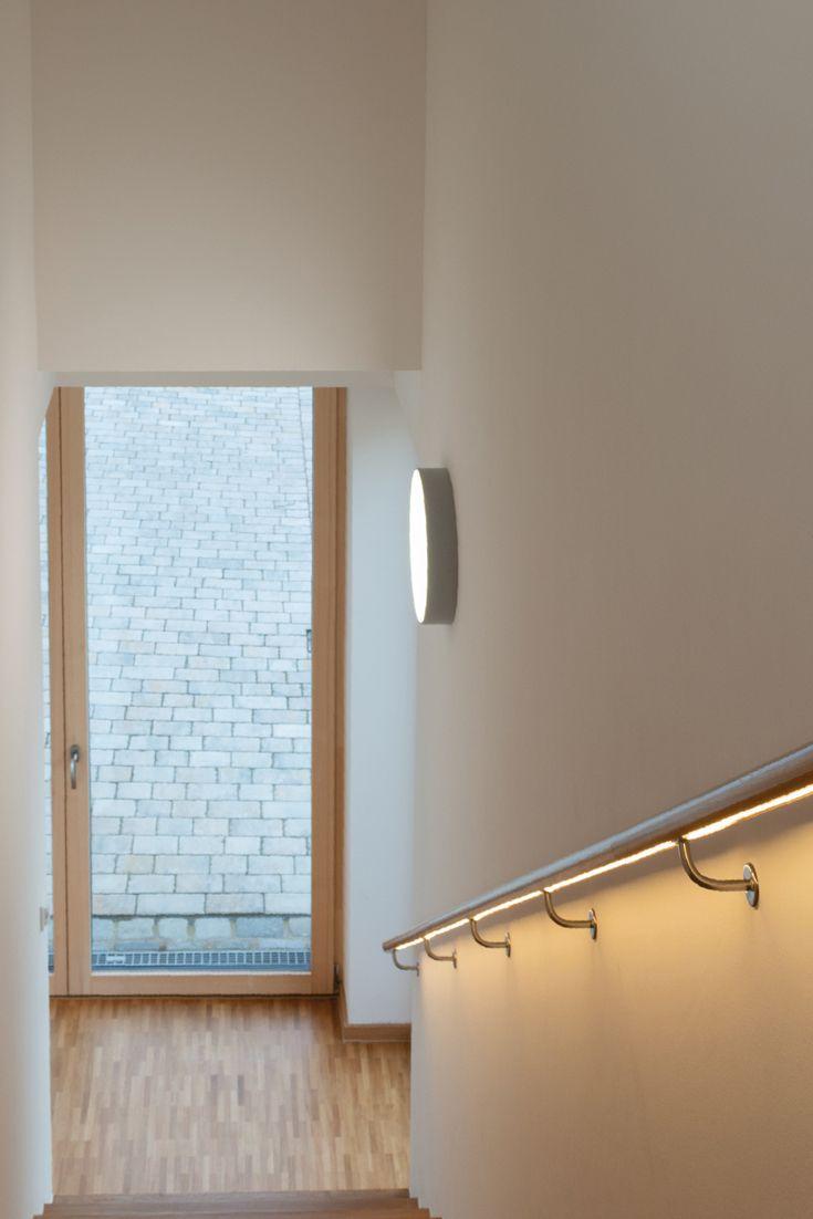 Treppengelander Indirekt Beleuchtet In 2020 Wohnraum Beleuchtung Beleuchtung Grosse Lampen