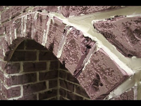 ▶ (Haunted House) How to carve foam bricks for your haunted attraction-6 - YouTube