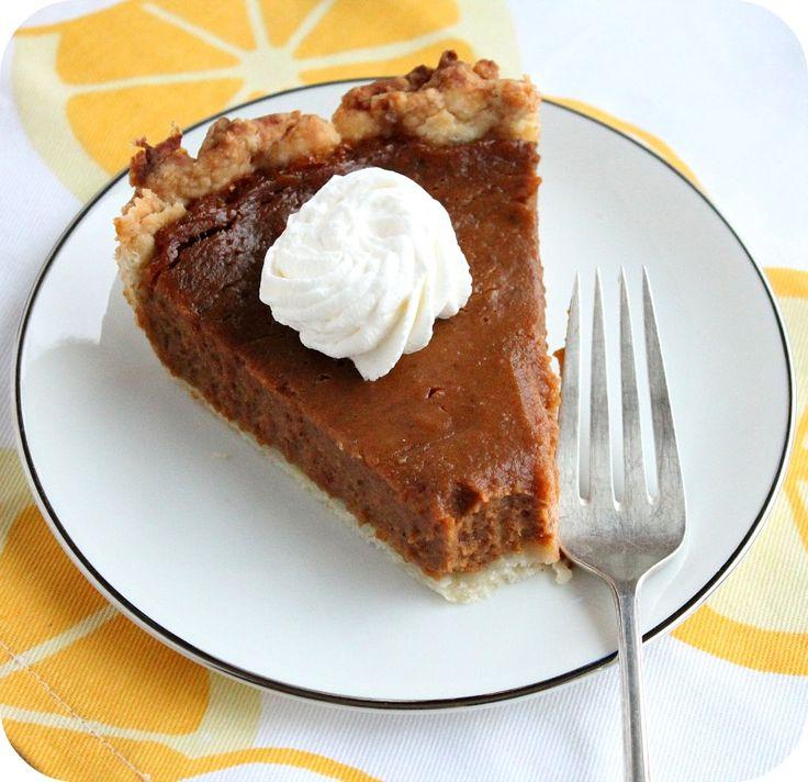classic pumpkin pie-vegan   Vegan-curious   Pinterest