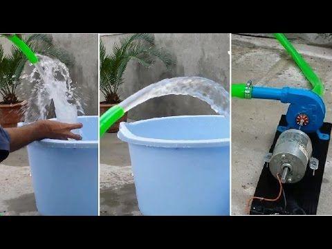 Как сделать мощный водяной электронасос своими руками — Популярная механика