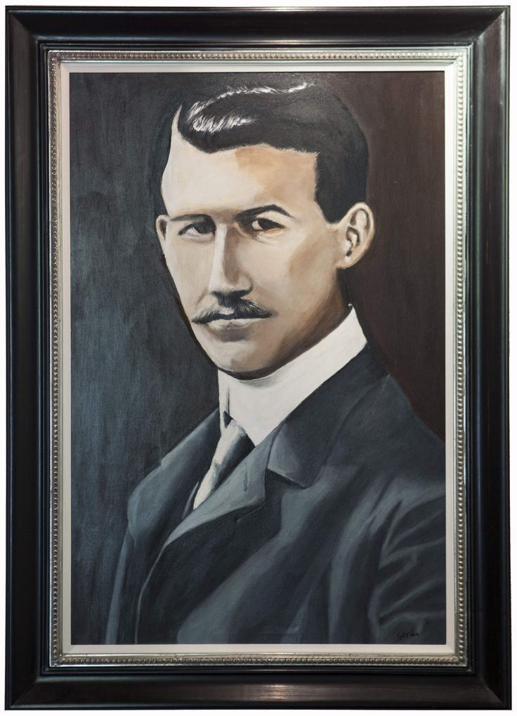 Professor Perold, the father of Pinotage