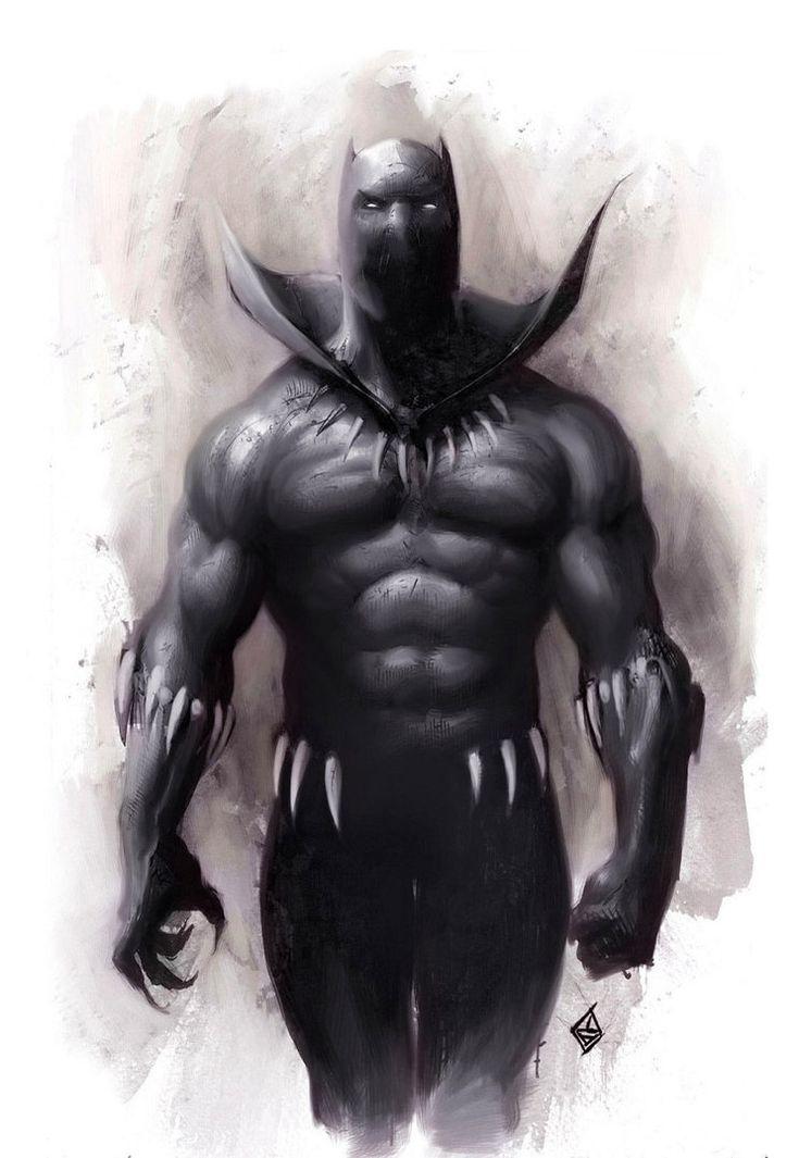 Black Panther by DiegoYapur on DeviantArt
