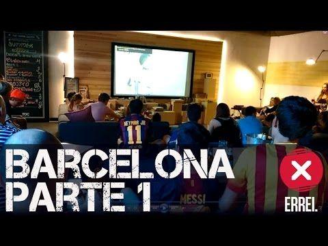Eurotrip 01 (Barcelona, Espanha) - La Boqueria e final da Champions League
