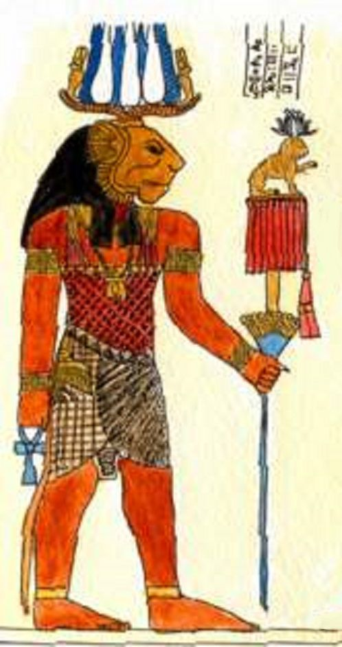 egyptian god of weather