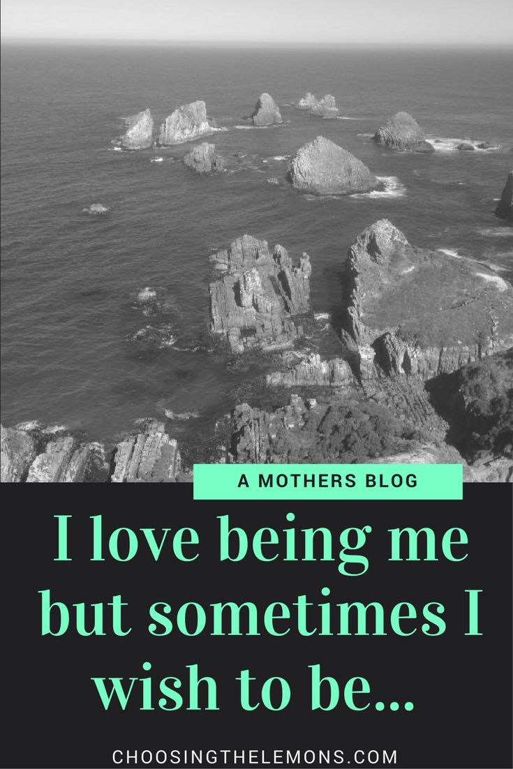 I love being a mother, but sometimes I feel like I missed out on something. a mothers blog. mother support.