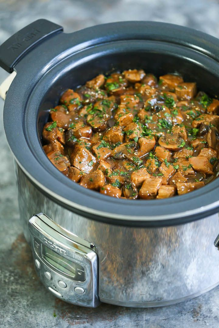 how to cook turkey steaks in slow cooker